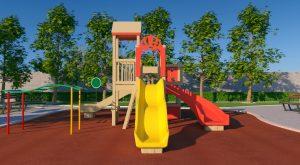 Colorful Playground.