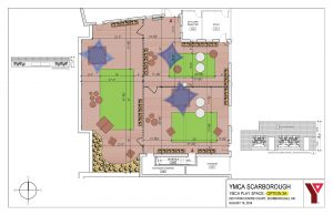 Playground Design Drawing